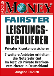 FoMo Fairster Leistungsregulierer Private KKV