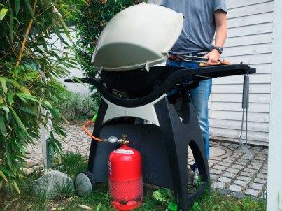 Gas Für Gasgrill : Grillen mit gas vorsicht flammen