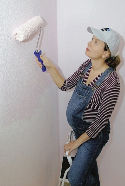 renovieren in der schwangerschaft gesundheitsrisiko f r. Black Bedroom Furniture Sets. Home Design Ideas