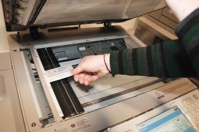 Kopieren Verboten Personalausweis Nicht Aus Der Hand Geben