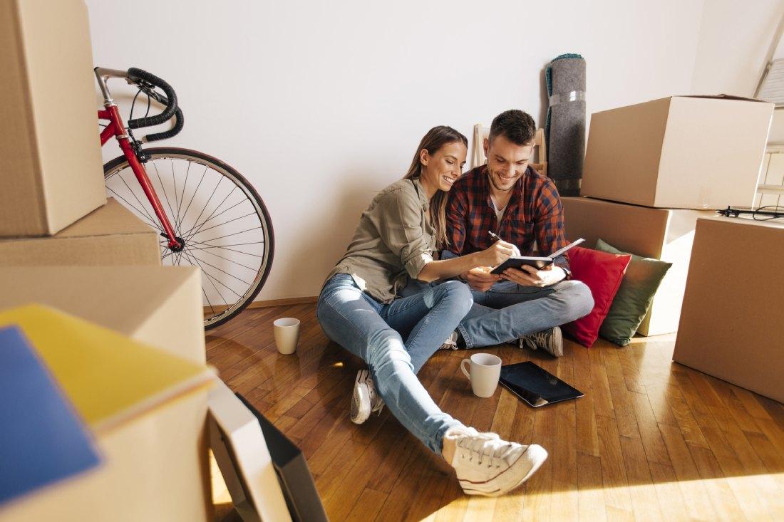 Checkliste Umzug: Umzug planen leicht gemacht