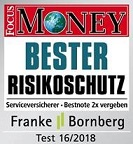 FocusMoney - bester Risikoschutz